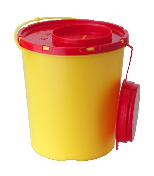 Kanülenabwurfbehälter